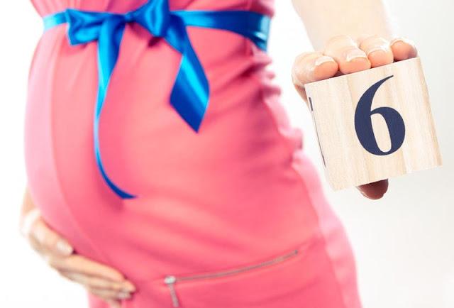 اعراض الحمل في الشهر السادس وتطورات نمو الجنين