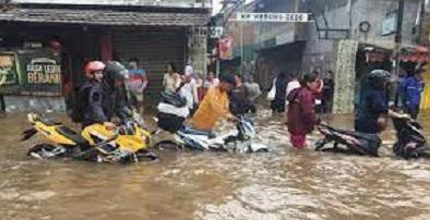 Atasi Banjir  Bekasi, Perlu Segera Dibangun  Kanal  Di Wilayah Tambun