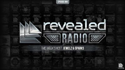 Revealed Radio 088 - Jewelz & Sparks