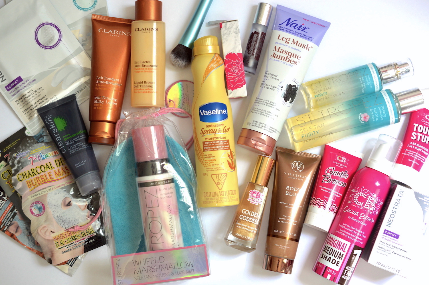 Best pamper products at the drugstore