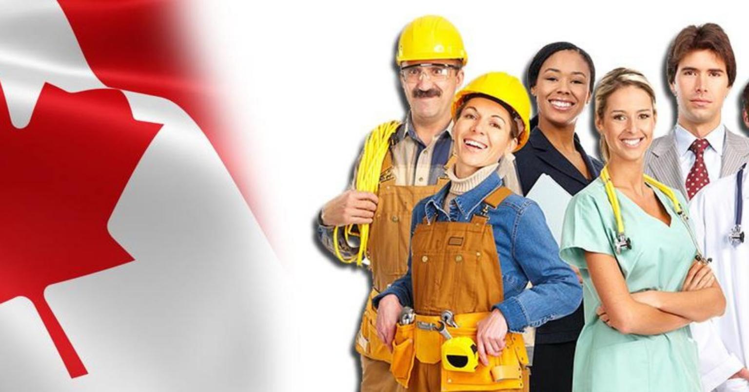 الهجرة الى كندا الحكومة الكندية تقرر استقبال 350 ألف شخص ابتداءا من سنة 2021