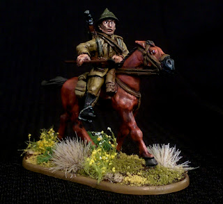 28mm WW2 Polish Cavalry