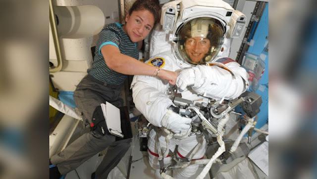 अंतरिक्ष में दो महिला एस्ट्रोनॉट्स करेंगी ये कारनामा... - newsonfloor.com