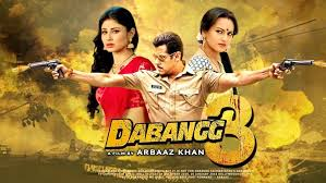 Dabangg 3 full Hd Movie leaked online by Tamilrockers