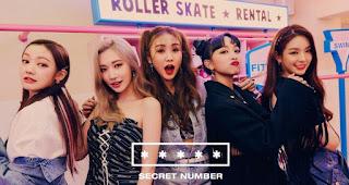 Profil Lengkap tentanganggota secret number artis kpop