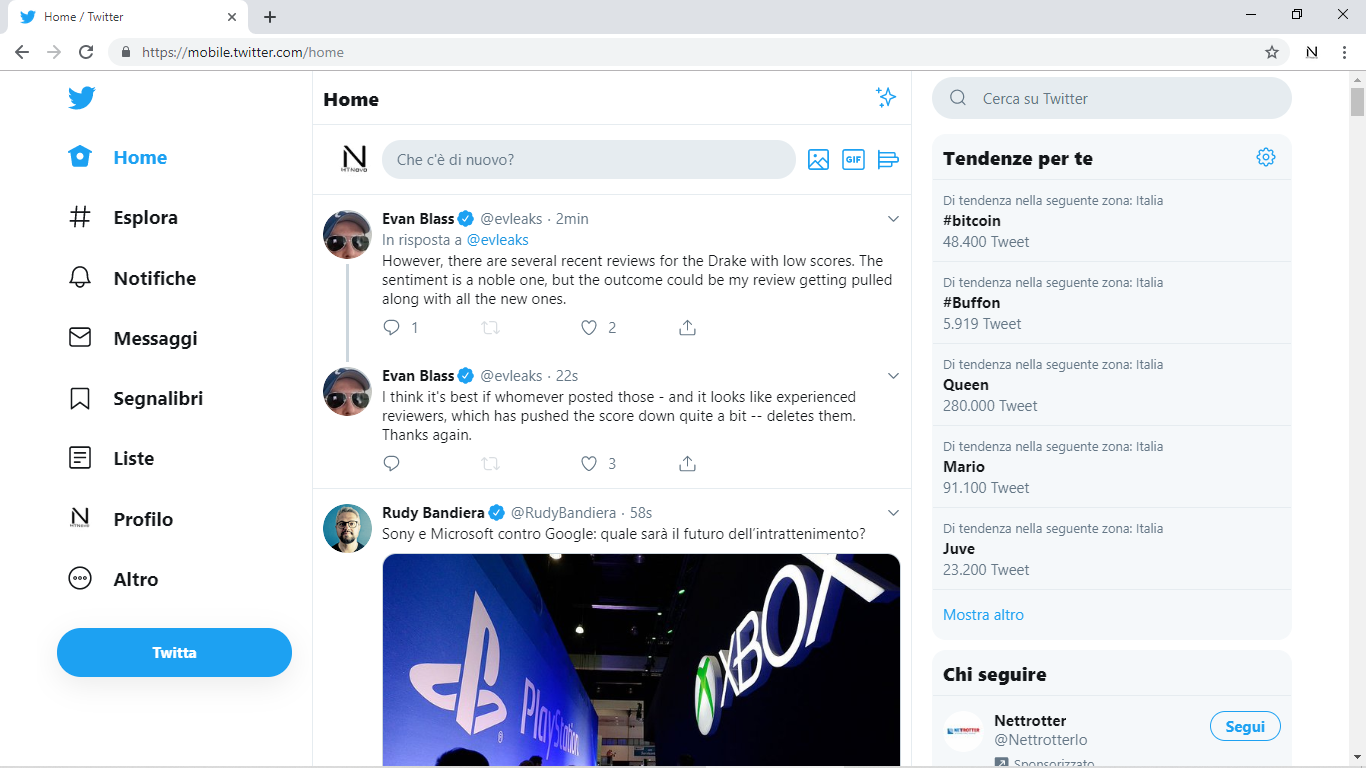 Twitter-layout-mobile-desktop