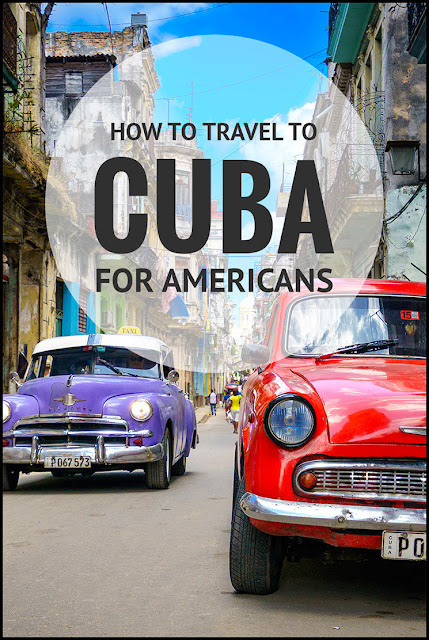 Traveling To Cuba From USA