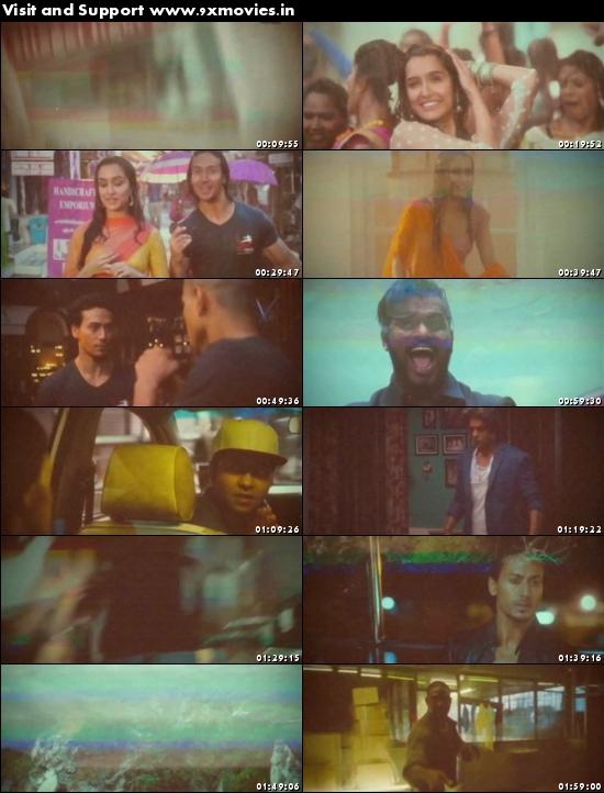 Baaghi 2016 Hindi pDVDRip XviD 700MB