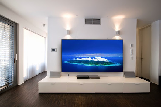 Outfitting a hi-tech apartment | Gadgets Are Cool | Gadget Blog