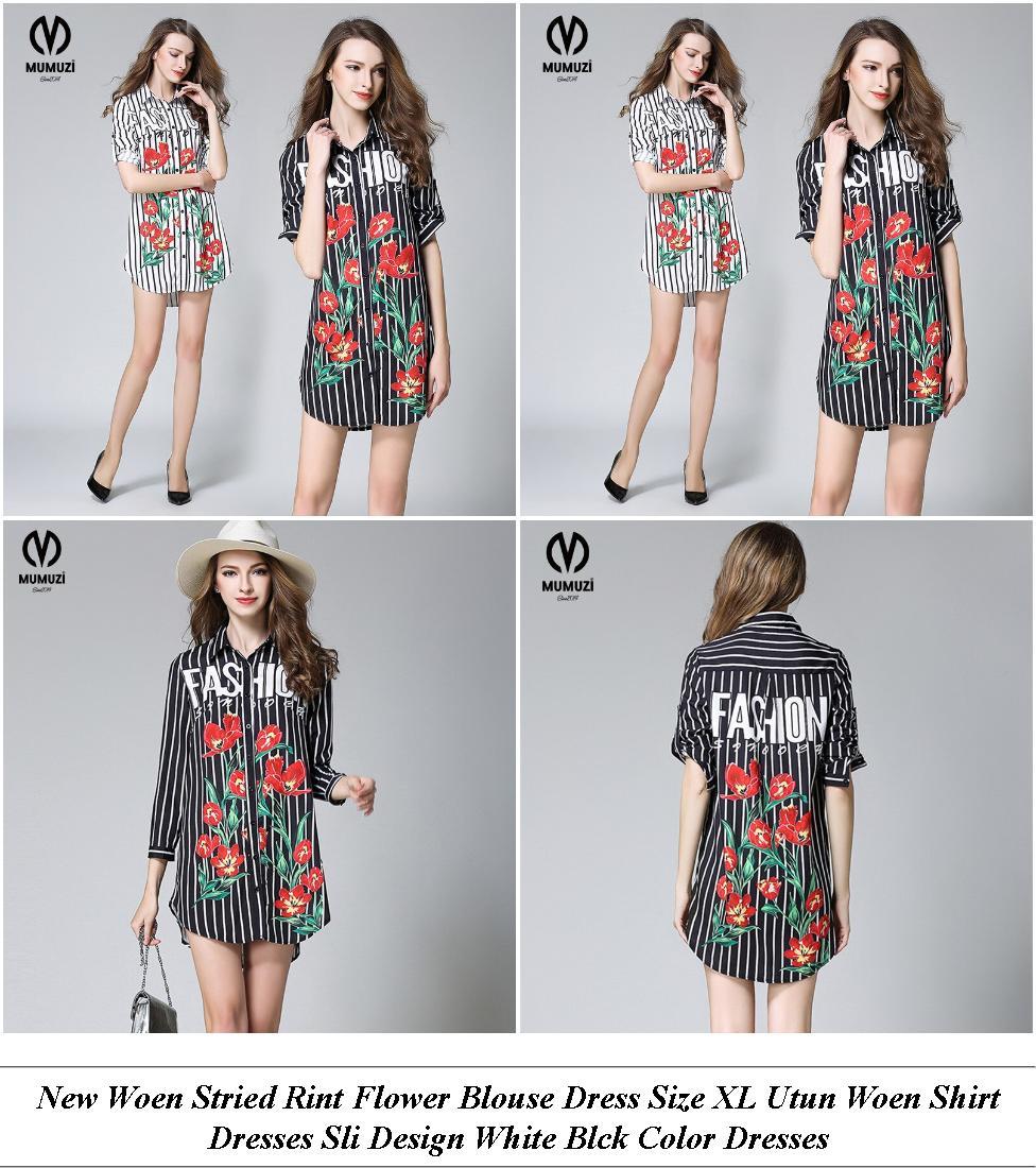 White Cotton Dresses For Summer - Mango Online Shop Sale - Junior Dresses Short