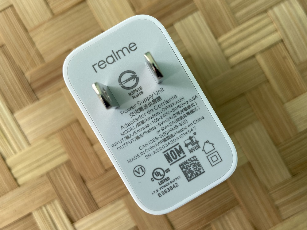 realme narzo 20 - 18W Fast Charger