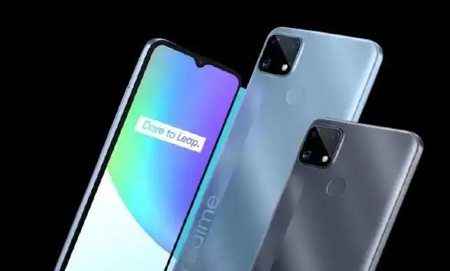 Realme C25s Full Specifications, Release Date and Price Leaked