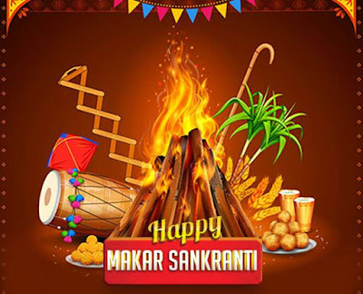 Happy makar sankranti Goa images