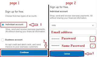 How To Create Paypal Simple Tips In Hindi