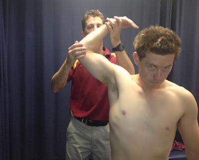 Biceps Load 2 - El Paso Chiropractor