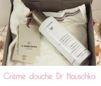 Crème douche Herbe des champs et cardamome Dr Hauschka
