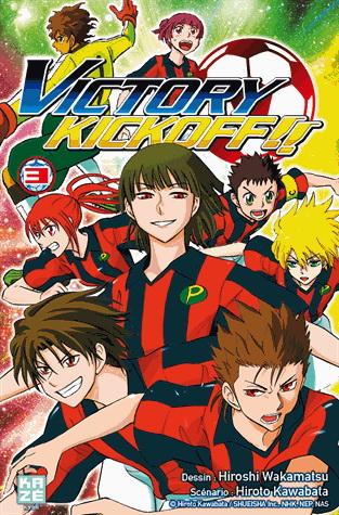 Xem Anime Ginga e Kickoff -Đường Đến Ước Mơ - Đường Đến Ước Mơ VietSub