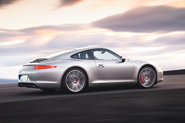 2012 All New Porsche 911 991 not 998 Model Official picture Carrera S Coupe