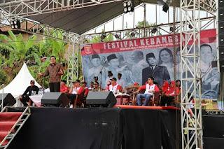 Prof. Hariyono: Pagelaran Festival Kebangsaan Perekat Hubungan Semua Elemen