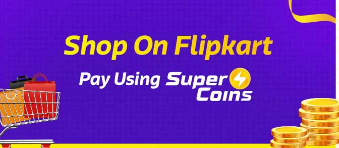 Flipkart Rs.1 Sale: Buy Product at Rs.1 by Super Coins
