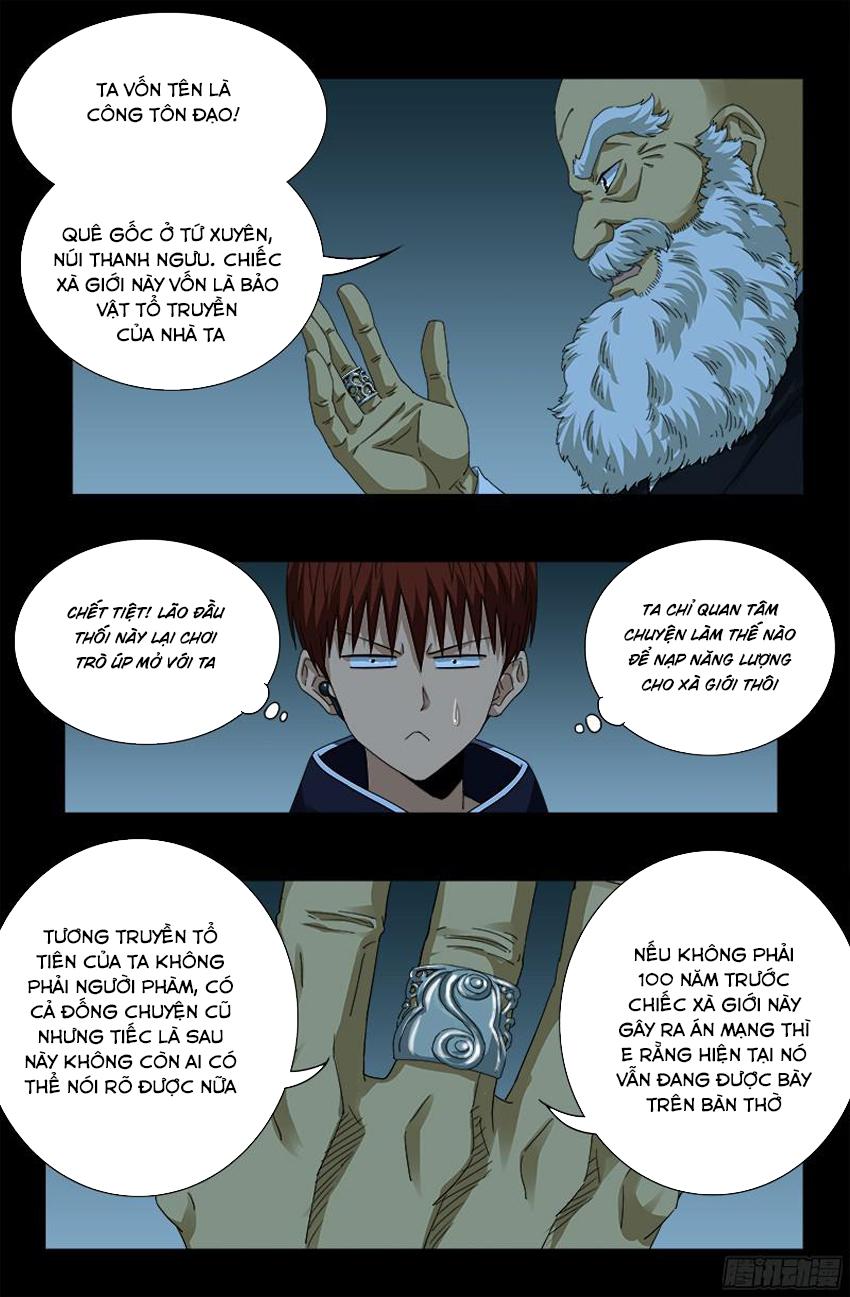 Huyết Ma Nhân Chap 356 - Trang 5