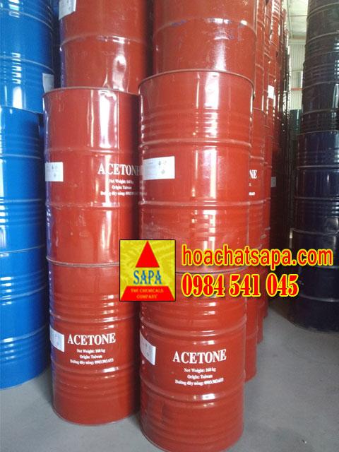 Dung môi công nghiệp Acetone | Dimethyl Ketone