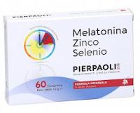 Integratore di melatonina - favorisce il buon riposo