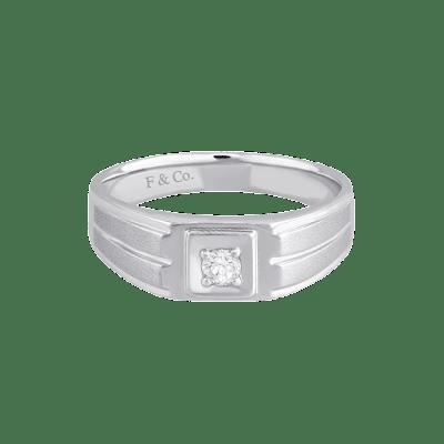 Beberapa Kelebihan Cincin Berlian Khusus Pria