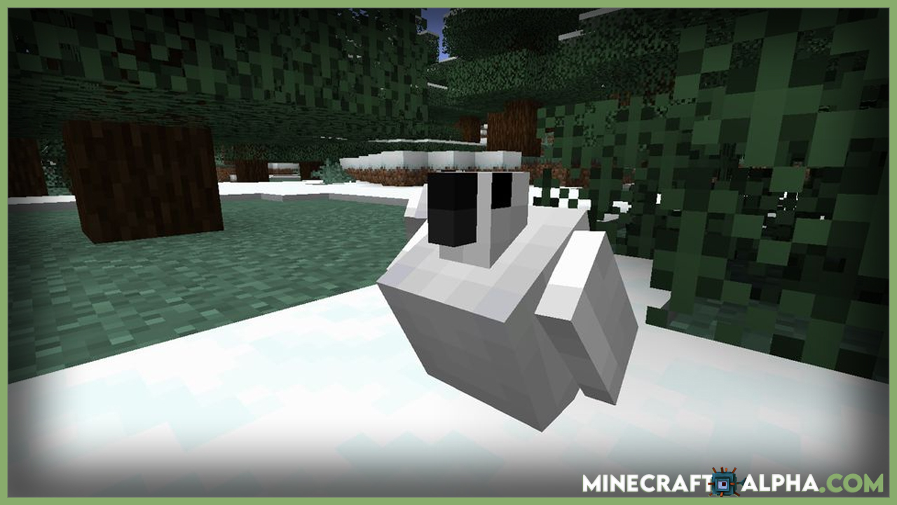 Alaska Native Mod For 1.17.1/1.16.5 Fabric (Regional Features, New Mobs, Animals)