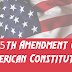 5th Amendment of American Constitution