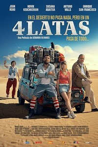 4 Latas (2019) Dublado 720p