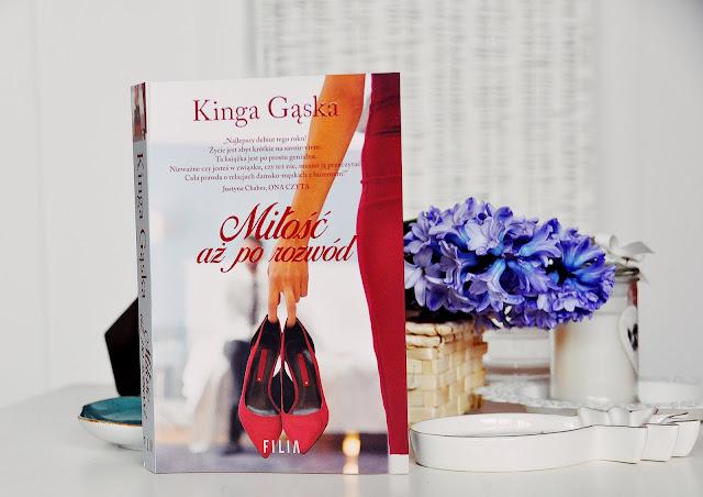 Miłość aż po rozwód - Kinga Gąska