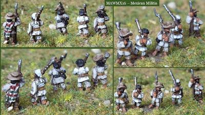 MAWMX16 - Mexican Militia picture 1