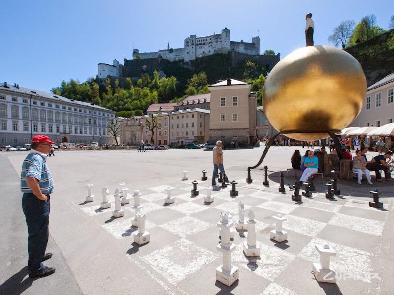 Sphaera, Salzburg