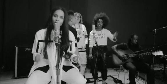 "Ciara ""I Bet"" (Acoustic) Music Video"