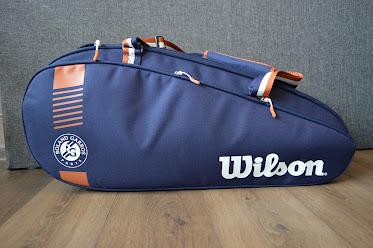 Roland Garros Team 6 Pack tennis bag review