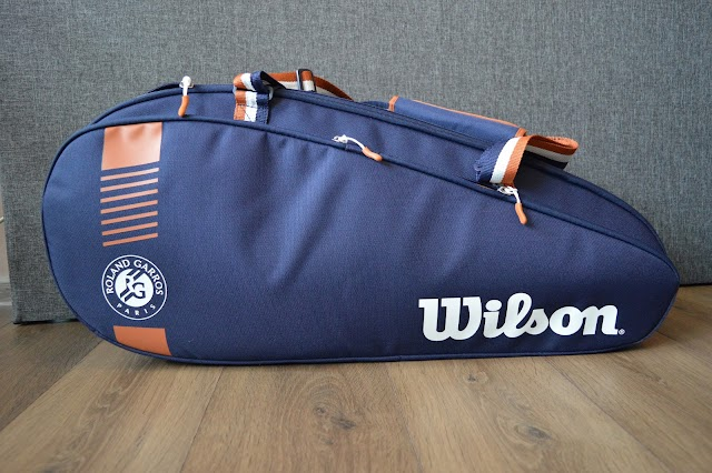 Roland Garros Team 6 Pack tennis bag - consumer review
