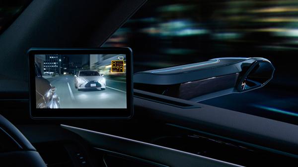 2019 Lexus ES Ayna Sistemi - 5