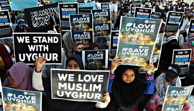 polemik uyghur memakan energi banyak anak bangsa indonesia