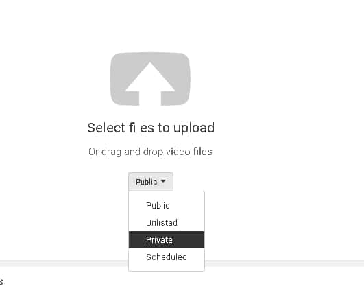 How To properly Upload Youtube videos