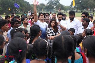 Sneha Prasanna at Just Cricket Finals for HIV Children  0025.jpg