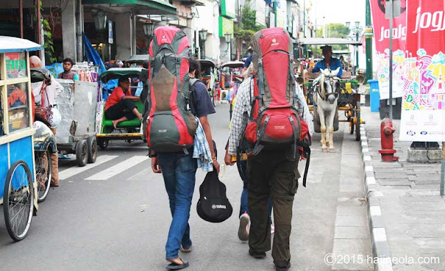 Tips Wisata Budget Minim Ala Backpacker di Jogja