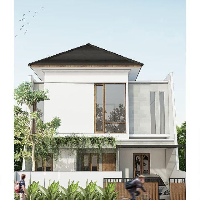 desain rumah aesthetic