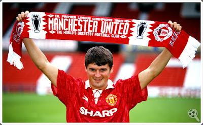 Roy Keane Ireland Red Devils