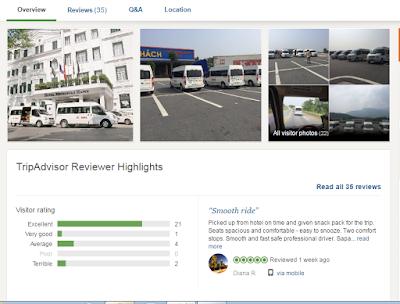 Eco sapa bus review
