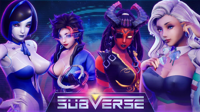 Subverse Release Date, Gameplay and Updates