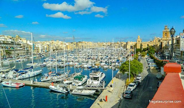 Birgù (La Vittoriosa), Malta