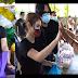 Ivana Alawi, Personal na Namigay ng Relief Goods sa mga Nasalanta ng Bagyong Ulysses