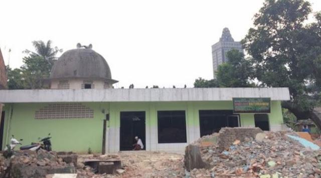 Masjid Baiturrahman di Jakarta Dijual Rp 1,5 M, Jamaah Berduka