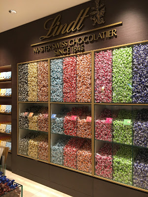 Lindt Chocolate Shop Fashion Spree Liverpool